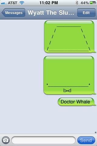 Doctor Whale