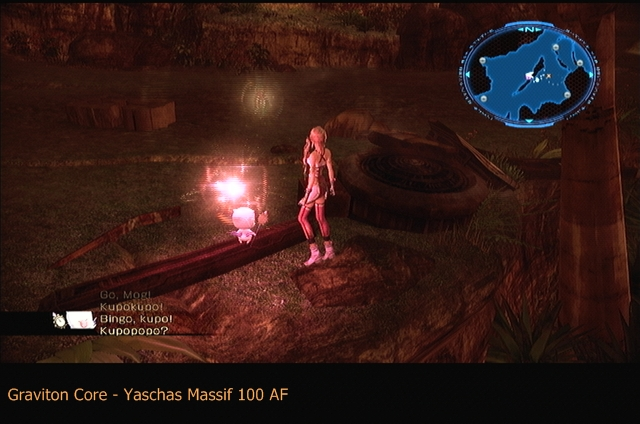 Graviton Core Epsilon - Yaschas Massif 100 AF