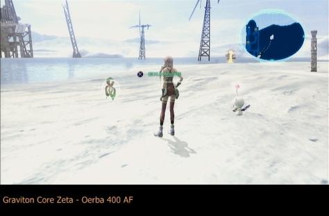 Graviton Core Zeta - Oerba 400 AF