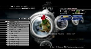 Red Mage Tonberry XD
