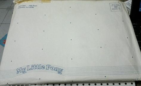 My Little Pony Fan Club Envelope