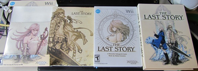 North American package for The Last Story