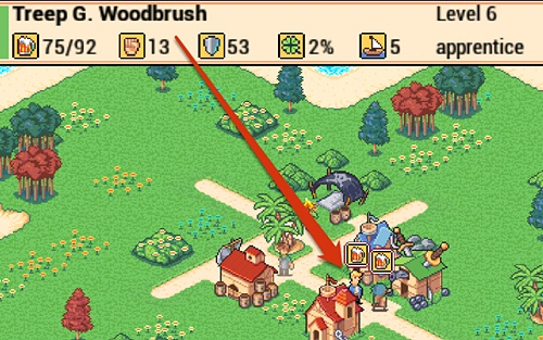 Epic Pirates Story Alpha Screenshot