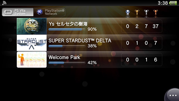 Ys Celceta - 90% of trophies obtained~!