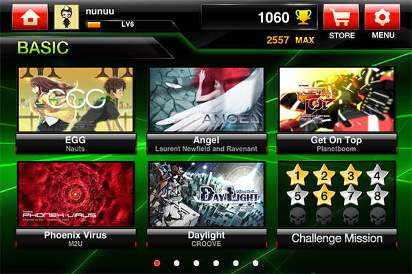 DJMax Ray - Daylight unlocked~!