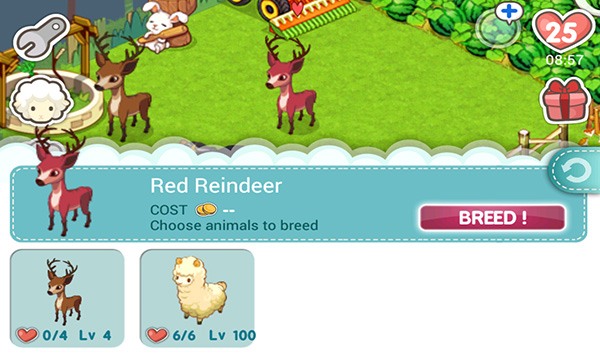 Tiny Farm - Halloween Level 2 Animal 2