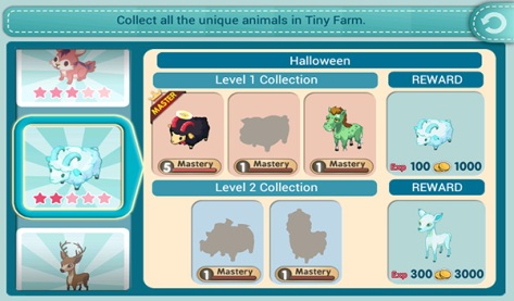 Tiny Farm - Halloween Collection!
