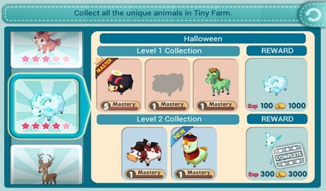 Tiny Farm - My Halloween Collection