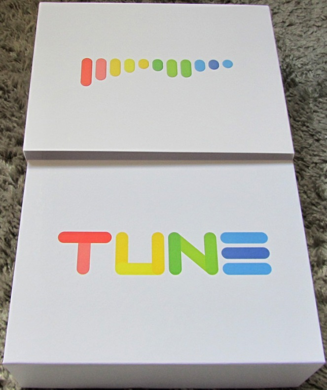 DJMax Technika Tune slipcase + box