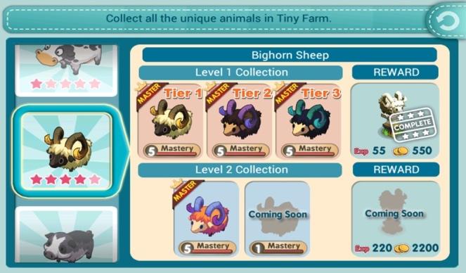 Tiny Farm Tiers~