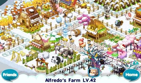 Tiny Farm - Alfredo's Winter Deers