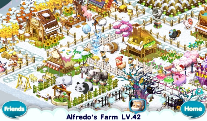Tiny Farm - Alfredo's Winter Deers