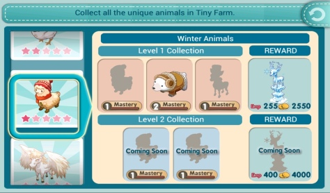 Tiny Farm - Winter Collection Final