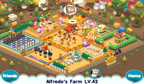 Tiny Farm - Legendary Animals in Alfredo's Farm