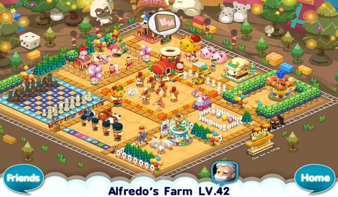 Tiny Farm - Legendary Animals in Alfredo's Farm