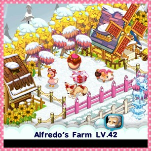 Tiny Farm - Level 2 Valentine's Day Collection
