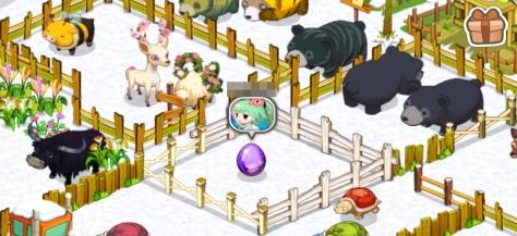 Tiny Farm - The Jewelry Tiny Egg