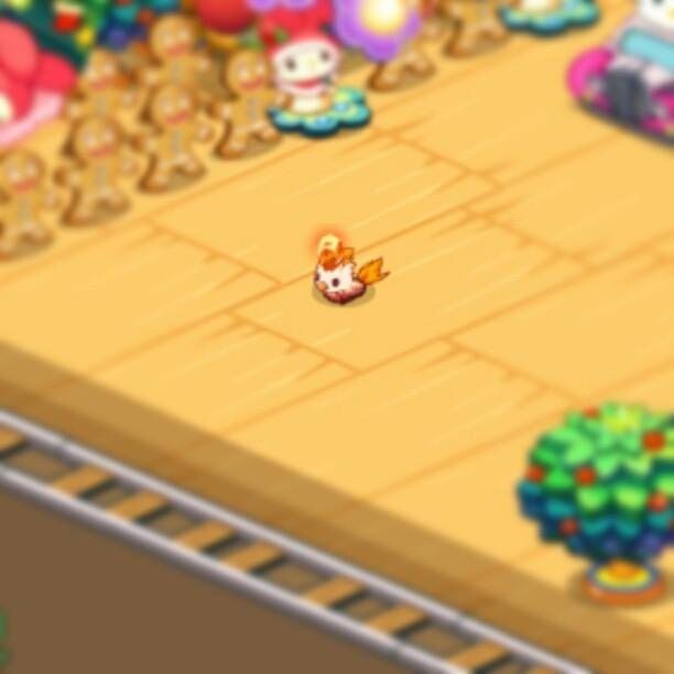Tiny Farm - Baby Phoenix