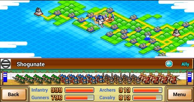 Ninja Village Army