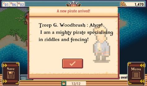 It's Guy-- er Treep G. Woodbrush!