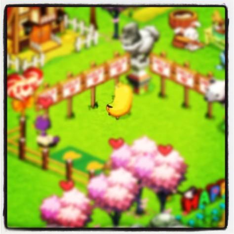 Tiny Farm - Banana Alpaca butt