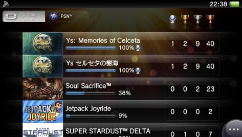 Ys: Memories of Celceta Platinum'd!!!