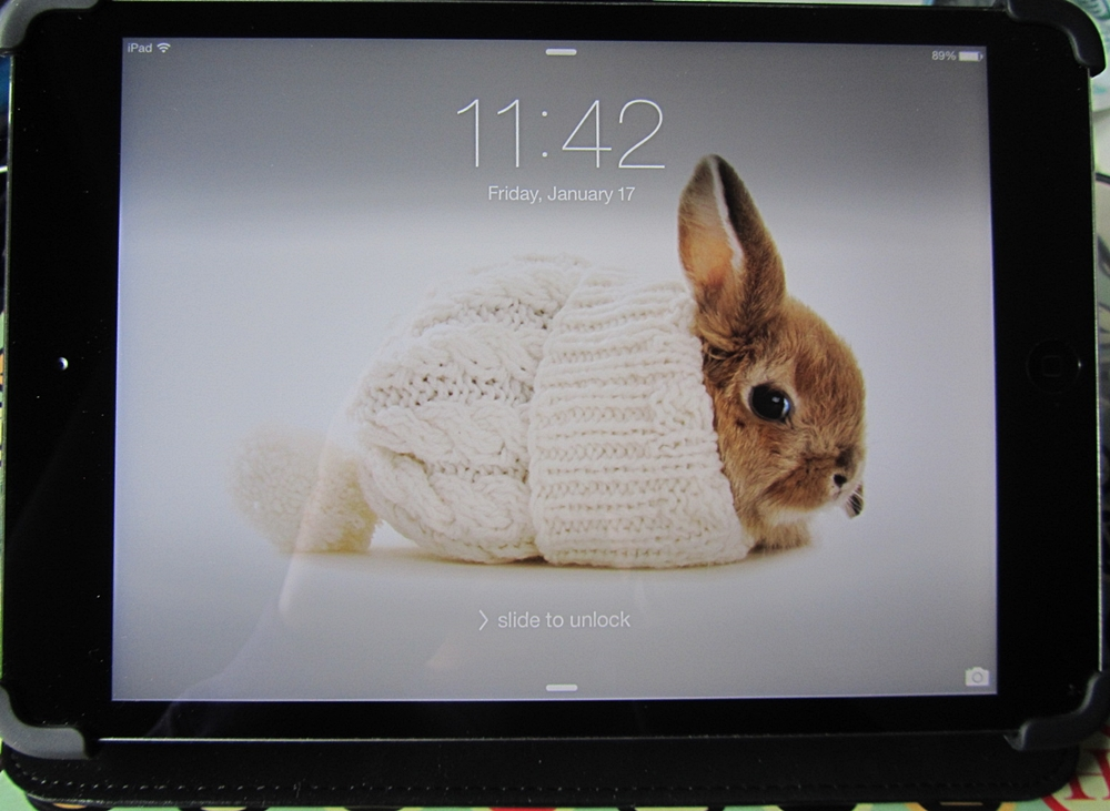 On The IPad Mini With Retina, Proper Wallpaper Size, And A