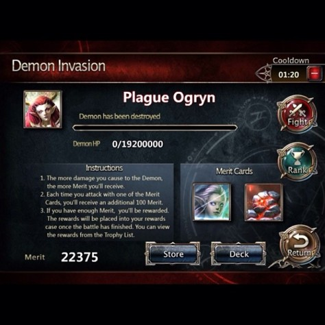 Elemental Kingdoms: Demon Invasion
