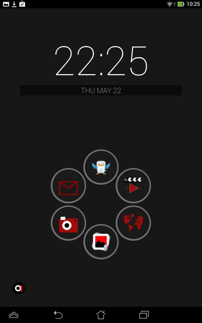 Smart Launcher with BlankOn SL