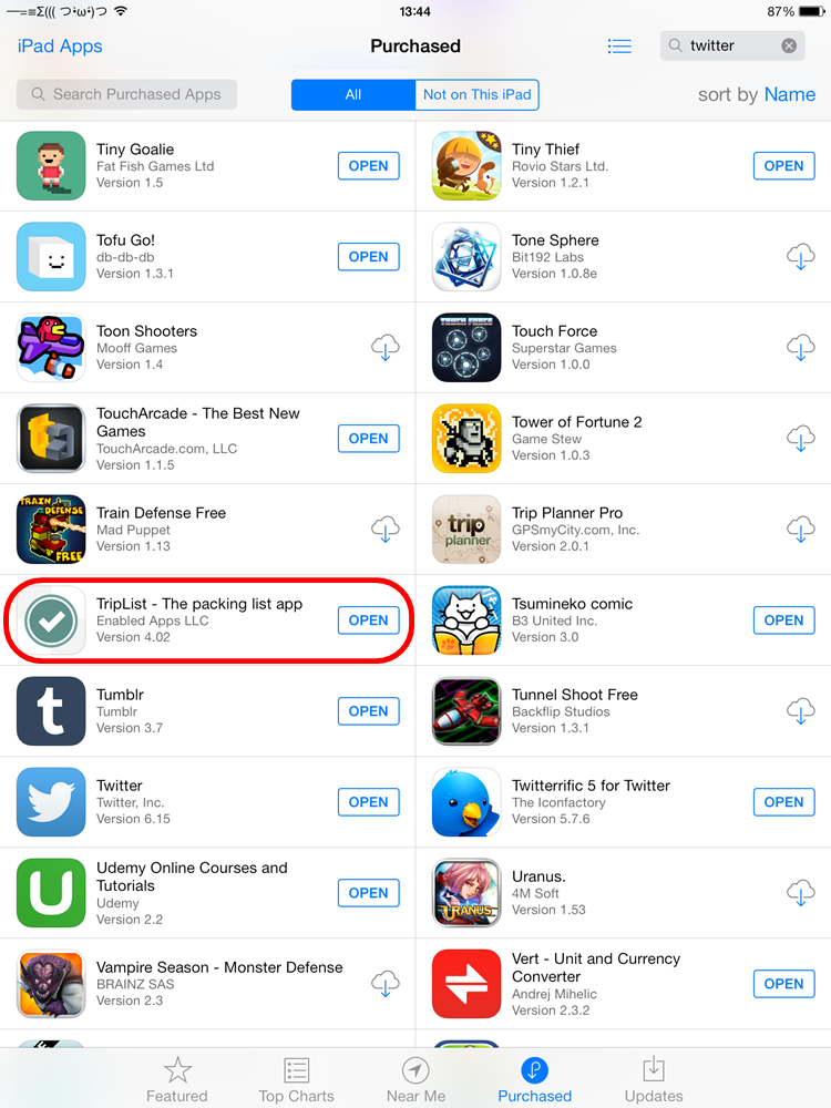 how to delete purchased apps from app store