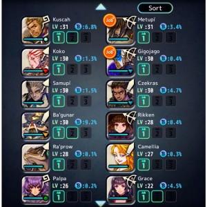Terra Battle - I love Tin Parade 2! I can actually get rares from it!
