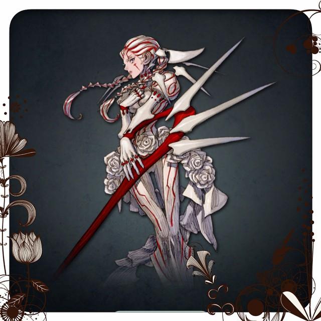 Koko from Terra Battle