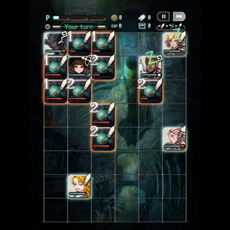 Terra Battle - Lullaby Time!