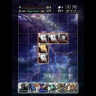 Terra Battle - Metal Zone trolling