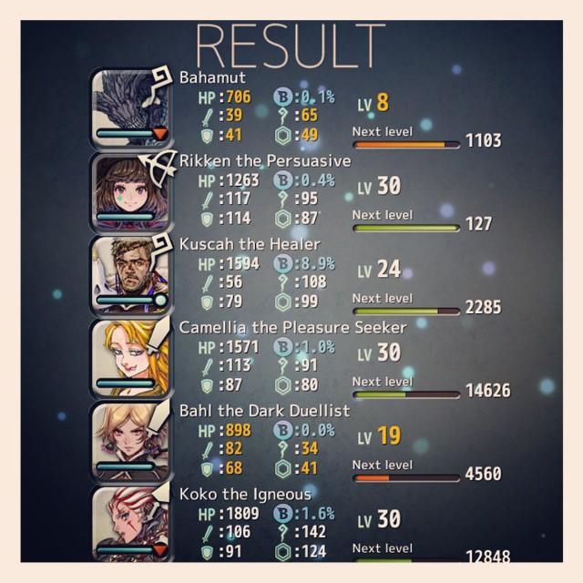 Terra Battle - Thanks, Metal Zone 1!