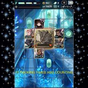 Terra Battle - 17 Fucking Times and Counting