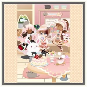 Pusheen Cafe