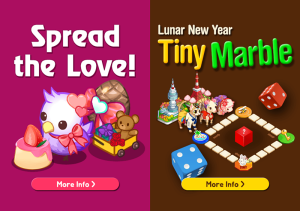 Tiny  Farm Valentine's Day & Lunar New Year Events 2015