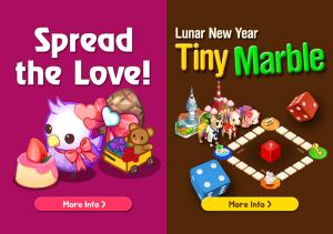 Tiny  Farm Valentine's Day & Lunar New Year Events 2015