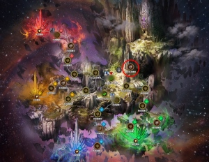 Mobius Final Fantasy - Location of area where Active Job Change is obtained