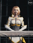Mobius Final Fantasy - Princess Sarah about to give her pep talk