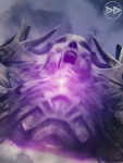 Mobius Final Fantasy - Chaos laser!