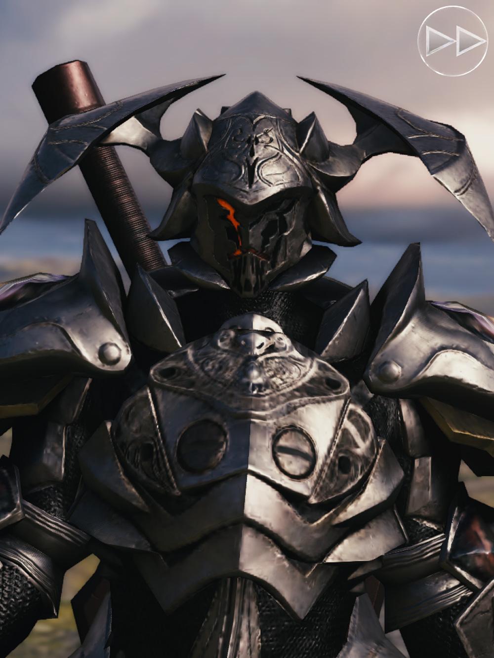 Mobius Final Fantasy Garland Koukoupuffs