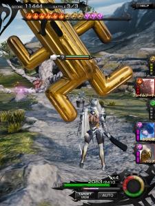Mobius Final Fantasy - Gold Gigantuar