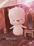 Mobius Final Fantasy - Chapter 3 Part 2 - A Moogle with closed eyes. ^^