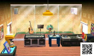 Animal Crossing Happy Home Designer - Quillson