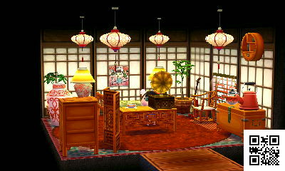 Animal Crossing Happy Home Designer Pekoe Koukoupuffs