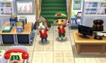 Animal Crossing Happy Home Designer - Digby is too cute