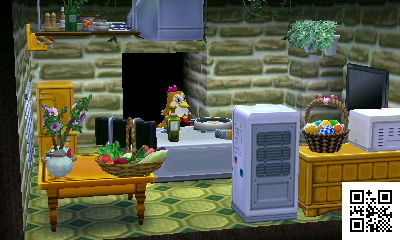 Animal Crossing Happy Home Designer - Ava