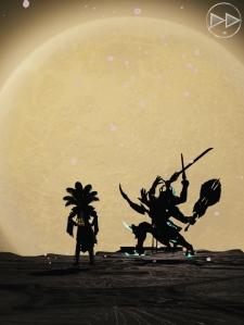Mobius Final Fantasy - Gilgamesh and Wal